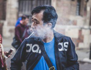 fajčenie škodí vlasom